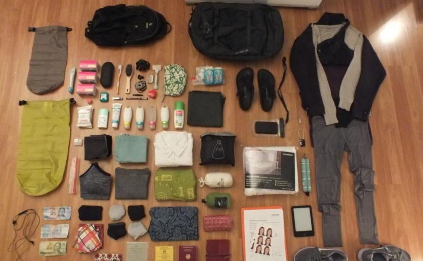25) Berlin – Packstress im Handgepäckformat