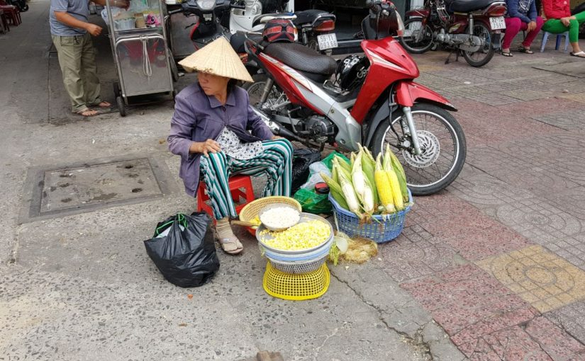 37) Über Phnom Penh nach Ho-Chi-Minh-Stadt – now it's time to leave, time to say goodbye